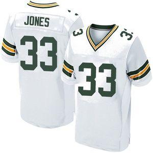 #33 Jones White Team Color Jersey